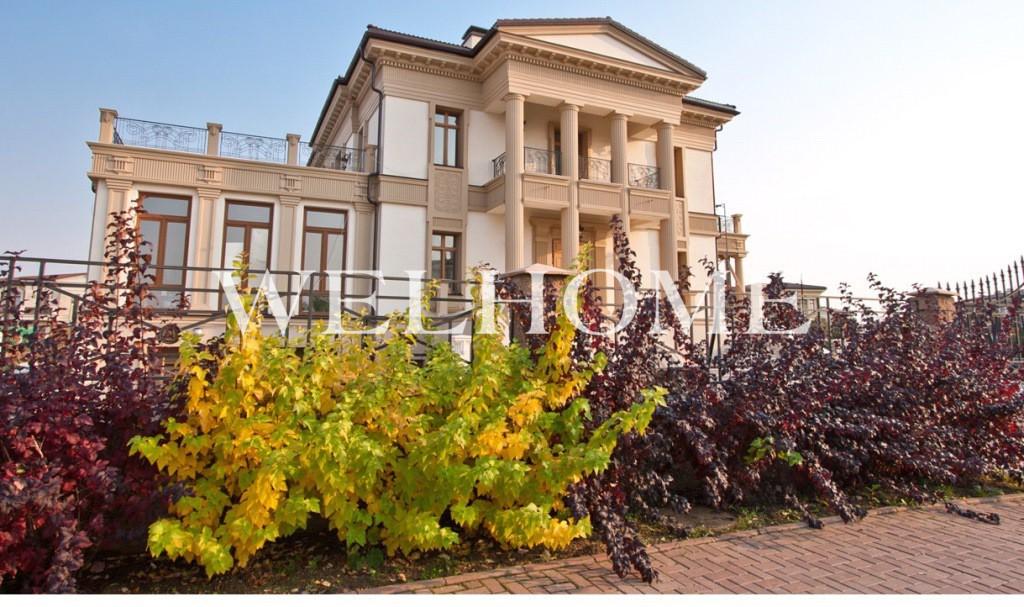 Московская область, Истринский район, деревня Воронино, коттеджный поселок Монолит