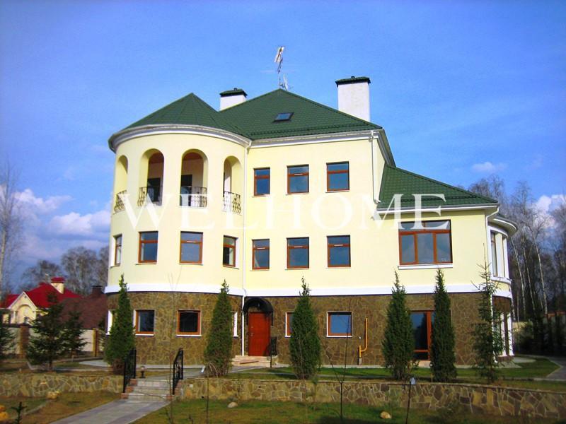 Московская область, Одинцовский район, деревня Бузаево, коттеджный поселок Бузаево